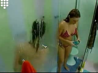 Joyce brothers nude - Big brother nl 5 - ladies nude shaving in shower