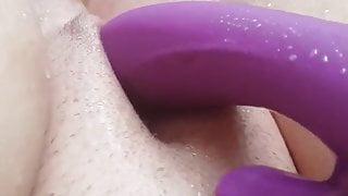 Heftiger Squirt Orgasmus