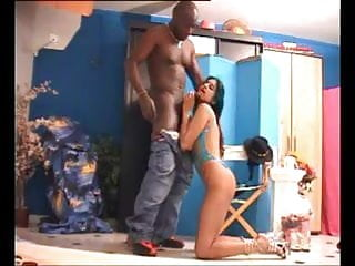 Indian black pussy Indian - girl gets fucked hard by black guy