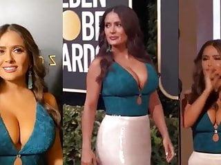 Golden globe nominees nude sex scenes - Salma hayek - 2020 golden globes
