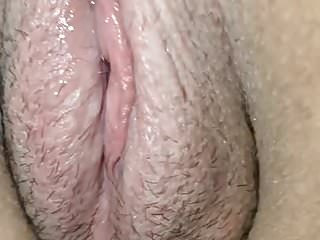 Old dripping wet pussy post - My dripping wet pussy after pissing closeup