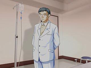 Nurse hentai bondage - Horny nurse