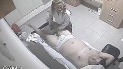 93-01. Ecuador. Sex mit Ärztin in der Klinik