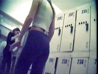 Nude pubescent boys in locker room - Spying in locker room