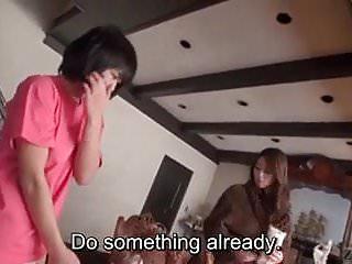 Saaya irie porn Subtitled maki hojo and saaya takazawa cfnf femdom hell