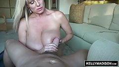KELLY MADISON Big Tit MILF Creampie