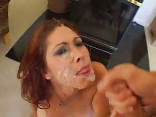 Sana Fey Takes Facial From Three Cocks Porn 18 Xhamster