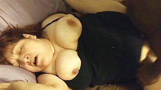 Rae Lynn has a morning fuck with a BBC