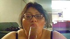 Amateur Mexicana deepthroat bj