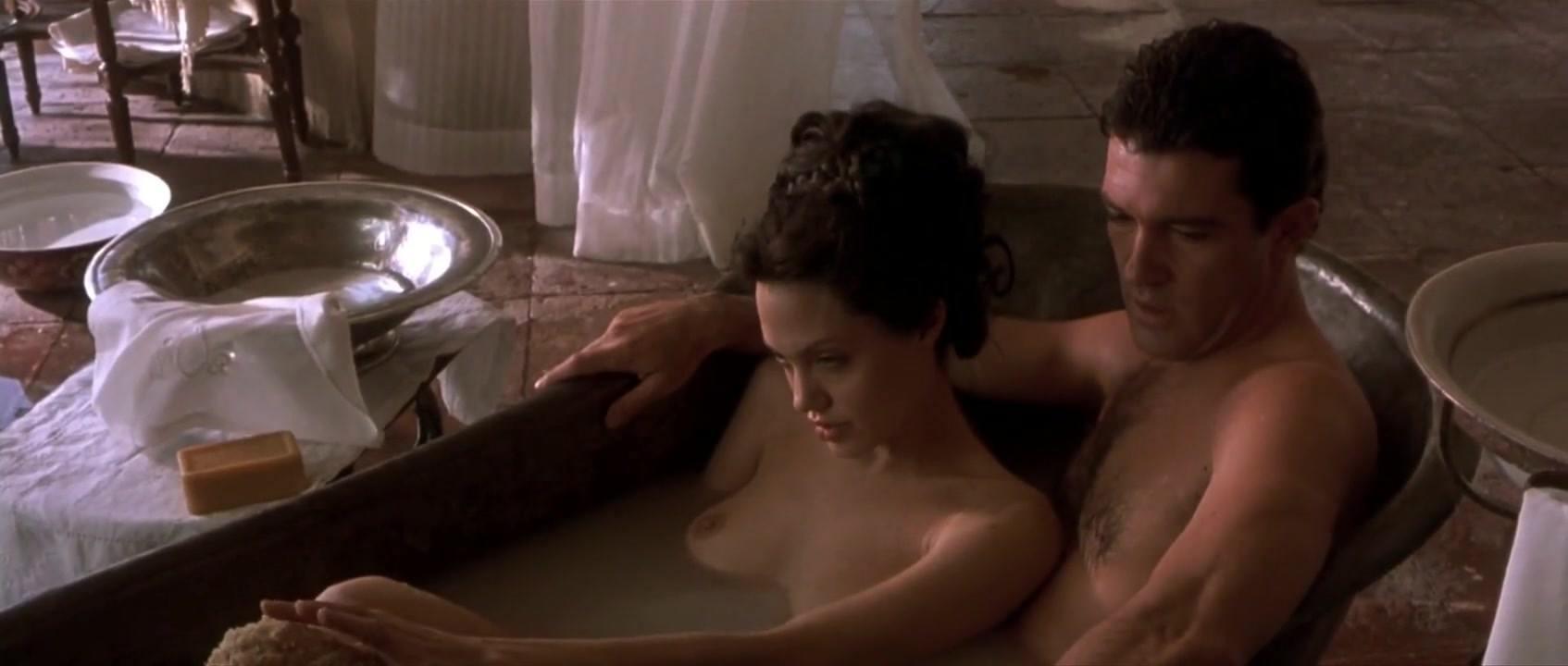 Angelina Jolie Porno Video angelina jolie - original sin (2001)