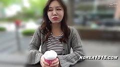 Korean slut loves fucking Japanese men
