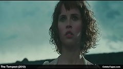 Felicity Jones see through and erotic movie scenes