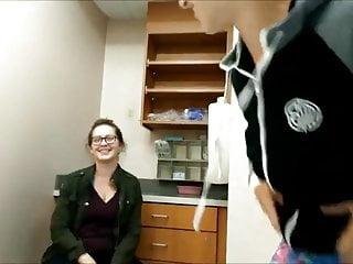 Trya banks breast Emma banks flashing with sister