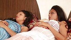 インド人女の子、レズビアン