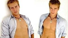 Ryan Carnes torse nu shirtless