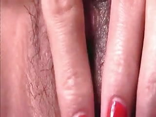 Lengerie close-up porn - Extreme pussy close up