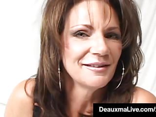 Sex criminals and texas Texas cougar deauxma squirts her juice while dildo banging