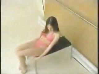 Flexible cl bikini Flexible yoga in a bikini