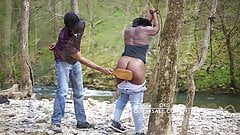 Whooping In the Woods