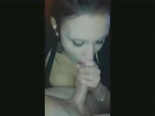 Naked tongue She let you cum on her tongue