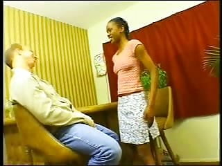 Young ebony ass suck white cock Cute ebony sucks big white cock