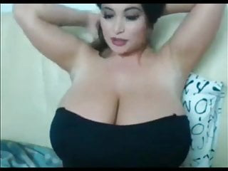 German giant boobs Mommy with giant boobs live strip tease