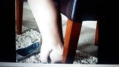 Рыжие ноги и ступни Kayla