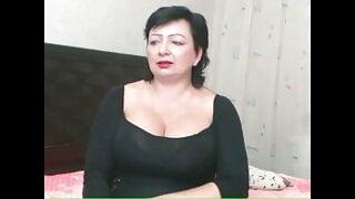 Big titty webcam milf