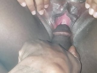 Pregnant black dick converter - Dick to clit grinding