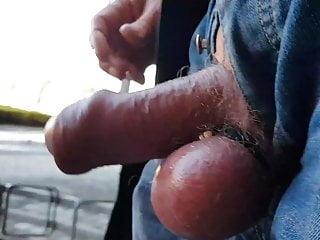 Dick street - Dick flash on the street
