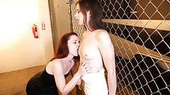 Nice girls nice lesbian sex