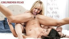 Brandi Love Comforts Rebounding MILF - GirlfriendsFilms