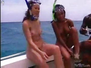 Flower edwards fucking - Flower edwards and crystal knight ffm skinny dipping