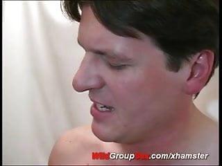 Skinny gangbang whore Busty whore anal gangbang orgy