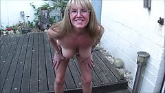 Full Back Knicker's Army Girl