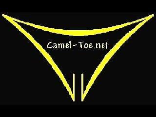 Big toe up ass - Camel toe