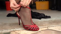 Amanda Cerny Striptease