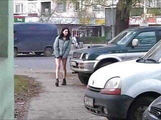 Eastern european nudist videos - Eastern european whores fuck and piss in public, part iii