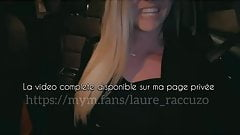 Laure Raccuzo - Dogging