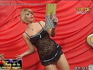 Teen tv shows in 1998 Romanian broadcaster shows tits and pussy on tv