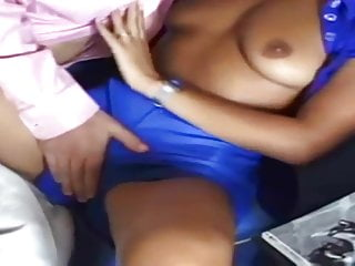 Karen pears 02 82 blue pleasure - Karen lancaume 02