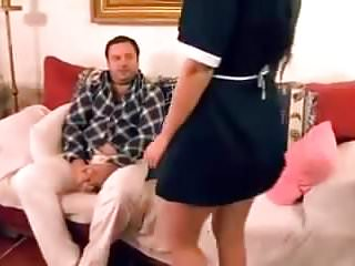 Hairy bear fuck Cute spanish straight bear fucks maid