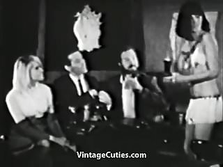 Gay sex move Hot moves during a sex party 1960s vintage