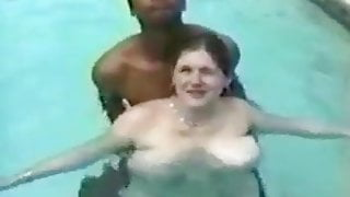 Voluptuous White Girl Plays with BBC & Gets Creampie