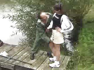 Gay man no nudity Old man angler fucking young girl