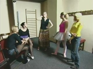 Caned male bottom Freaks of nature 146 heavy caning for ballet girls