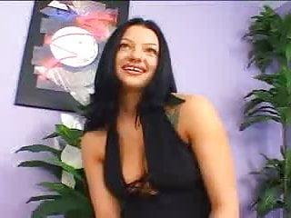 Bella donna first porn scene Bella donna threesome interracial