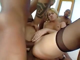 Black dicks in asian chicks 2 White chicks big black dick gangbang 2