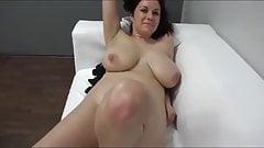 Sexy amateur Karolina Casting Fuck