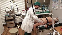 Hot Latina Teen Sold To Clinic By Step Dad For Medical Tests